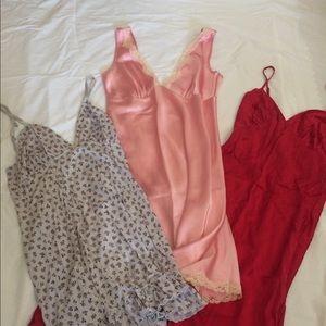 Victoria's Secret Chemises